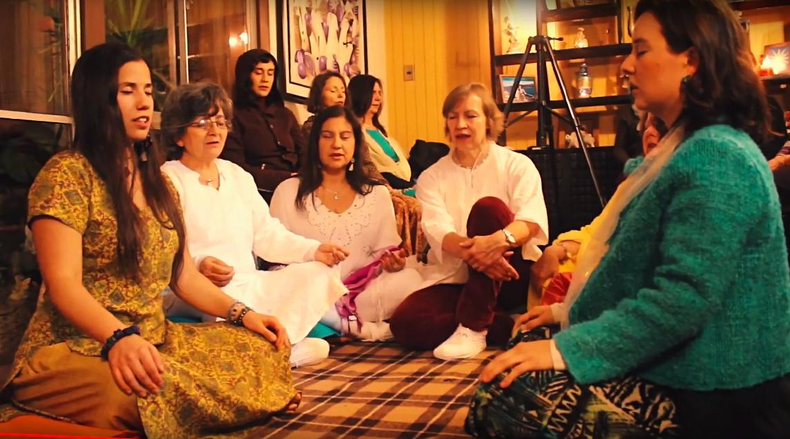 Ceremonia de Graduación Facilitadores de Meditación de Luna Llena